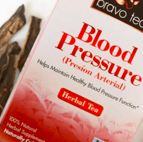 Blood Pressure Tea by Bravo Tea