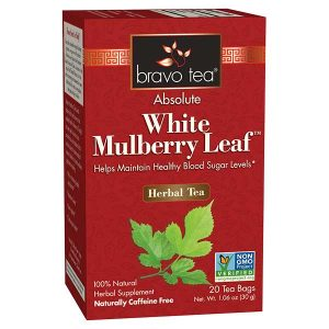 Absolute White Mulberry Leaf by Bravo